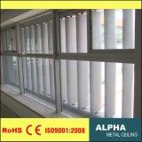Metal Aluminum Exterior Blind/ Sun Shutter / Sun Louvers