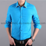 High Quality Latest Design Blouse Men Formal Shirts (ELTDSJ-153)