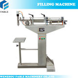 Cheap Single Head Hot Mineral Water Milk Filling Machine (FSL-1)