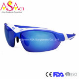 Fashion Designer UV400 Protection PC Men Sport Sunglasses (14370)