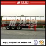 Heavy Tank Truck for Deliverying Chemical Liquid