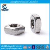 DIN 557 High Quality Stainless Steel Thin Square Nut M6