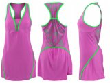 Healong Cheap Digitally Sublimated Fitness Wholesale Tennis Dress