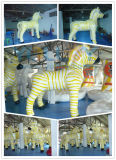 Inflatable Advertising Animal Zebra Cartoon for Sales
