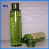 High Quality 500ml Cosmetic Hair Conditioner Plastic Bottle