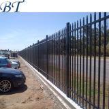Powder Coated Aluminum Picket Fence Panel