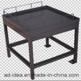 Promotion Table, Metal Table, Ketchen Rack, Exhibition Stand (Ad-130806)