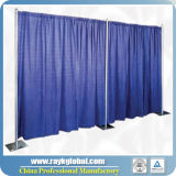 Banjo Cloth Backdrop for Trade Show Exhibition Booth