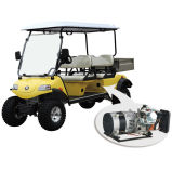 Electric Lifted Car/Cart/Buggy, Sightseeing with Hybrid Generator