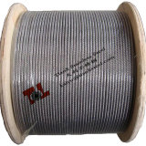 SUS 316 6mm 7X19 Stainless Wire Rope From Tianli Stainless Steel