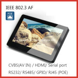Embedded Rugged Tablet PC with Poe, RS232, RS485 Port