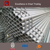 Structural Round Steel Tube for Cutting / Bending in Stock