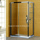 Bathroom 304 Stainless Steel Frame Shower Room (A-8947)