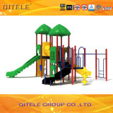 Outdoor Playground Kids Play System Playhouse