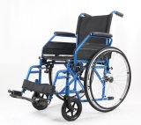 Steel Manual, Folding, Wheelchair, (YJ-005QG)