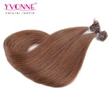 Pre-Bonded U Tip Remy Human Hair Extensions