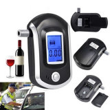 At6000 Smart Portable Breath LCD Digital Breathalyzer Alcohol Tester