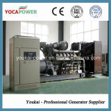 950kVA/ 760kw Water-Cooled Power Diesel Generator Set