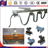 Overhead Crane C-Rail Track and Trolley Festoon System