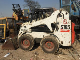 Backhoe Wheel Moving Type Used Bobcat S185 Wheel Loader