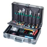 All Kinds of Aluminum Alloy Toolbox Portable Multi-Purpose Toolkit
