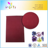 Hot Sale Velvet Flocked Paper
