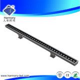 Waterproof IP65 36W RGB LED Wash Wall Light with DMX