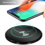 Wireless Charging Pad Station for iPhone X / iPhone 8 and More Qi Enabled Device