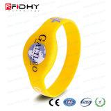 NFC Silicone Wristband Ultralight EV1 Security Access Smart RFID Bracelet