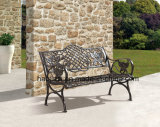 Outdoor /Rattan / Garden / Patio/ Cast Aluminum Park Beach (HS3171C)