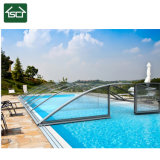 Pool Types Outdoor Pool Covers with Durable Aluminium Frame