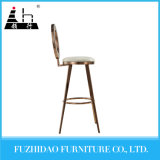 Stainless Steel Dining High Bar Chair