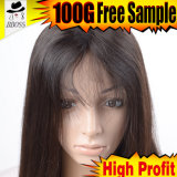 Combs180% Brazilian Silk Front Lace Wig