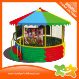 Round Top Cap Colorful Play Equipment Ball Pool for Children