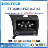 Wince System Car DVD Player for KIA K3 with SWC, SD, GPS