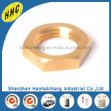 Brass H65 Cuzn35 Hexagon Nut Hex Nut