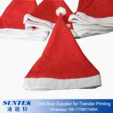 Dye Sublimation Santa Claus Hat Christmas Adult/Children Hat
