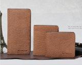 Popular Design Excellent Quality Genuine Cowhide Leather Purse for Men