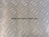Embossed Checkered/Aluminium Plate for Elevator/Anti-Slip