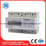 3 Phase DIN Rail Meter Digital Type Watt Hour Meter Kwh Meter Reset Function