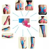 10cm*5m Therapeutic Kinesiology Sports Tape