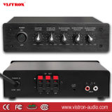 New Class D HiFi Digital Bluetooth Amplifier 2 Channels 15W*2 Power AMP Black