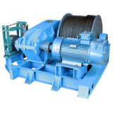 50 Ton 220V-480V Electric Winch for Tower