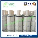 Ccaf Spunbonded Polyester Filter Cartridge for Welding Smoke