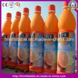 Hot Advertising Model Inflatable Beer Juice Product Replica Bottle