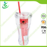 700ml BPA Free Fruit Infuser Straw Cup with Lid (IB-A4)