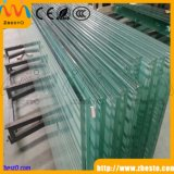 Wholesale Cheap Float Tempered Balcony Construction Glass Curtain Wall