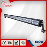 52in 500W Osram LED Lighting Bar 4D Lens