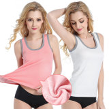 Cotton Stringer Gym Tank Top for Women
