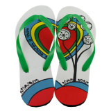 2014 EVA Colorful Women Slipper Sandals (XJD-FYW01)